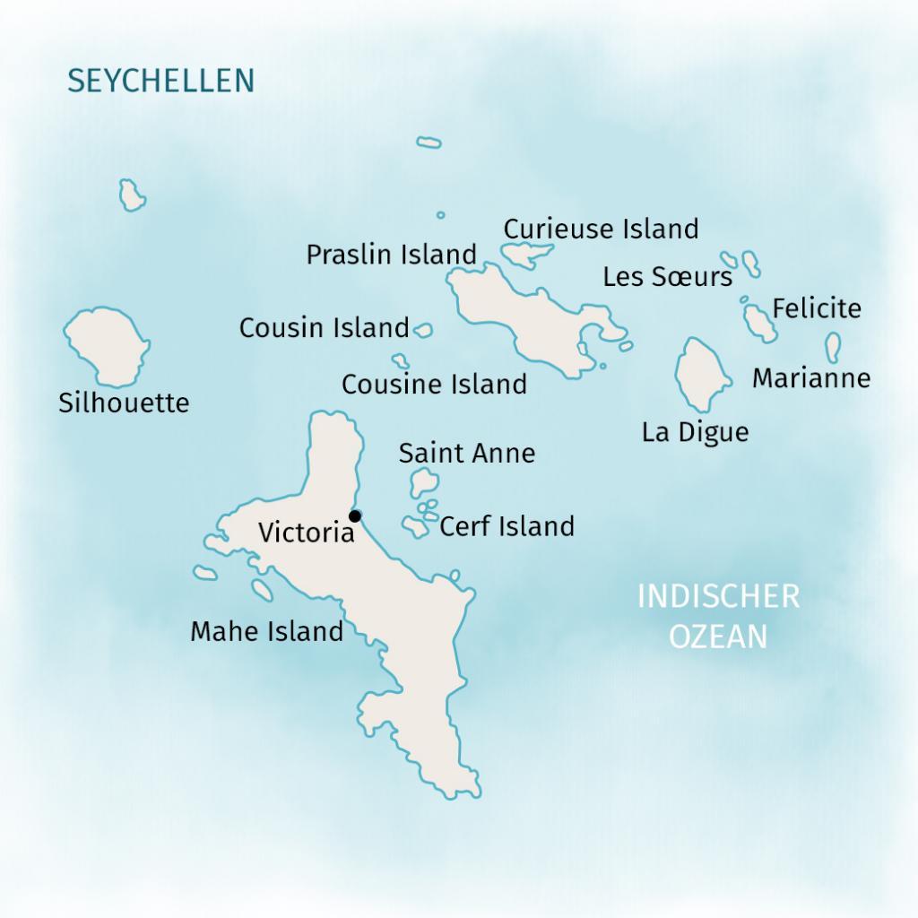 Karte Seychellen.Seychellen Traumurlaub Im Indischen Ozean Mit Lavigne
