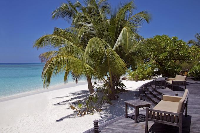 Coco Palm Dhuni Kolhu Hotel Malediven Urlaubsreise