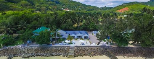 Le Nautique Luxury Beachfront Apartments Mahe
